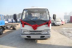 小解放 109马力 3.3米双排栏板轻卡 卡车图片