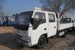 小解放 498系 109马力 3.2米双排栏板轻卡 卡车图片