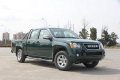 2012款海格 御骏 102马力 2.8L柴油 大双排皮卡 卡车图片