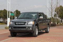2012款海格 御骏 103马力 2.2L汽油 大双排皮卡 卡车图片