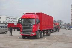 江淮 格尔发K3系列重卡 180马力 6X2 厢式载货车(HFC5201XXYKR1K3) 卡车图片