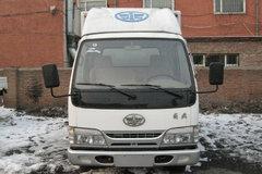 小解放498 109马力 3.3米双排厢式轻卡 卡车图片
