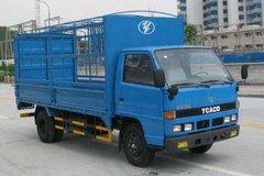 广汽日野 270Y系列 102马力 4.3米单排仓栅轻卡 卡车图片
