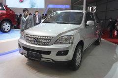 黄海 大柴神 至尊版 标准型 2012款 两驱 2.4L汽油 双排皮卡 卡车图片