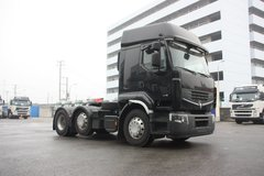 雷诺 Premium 380 DXi系列重卡 380马力 6X2 牵引车(中提升桥)