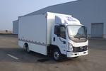现代商用车 泓图EV 4.5T 4.2米单排纯电动厢式运输车(CHM5041XXYZDC33BEV)89kWh图片