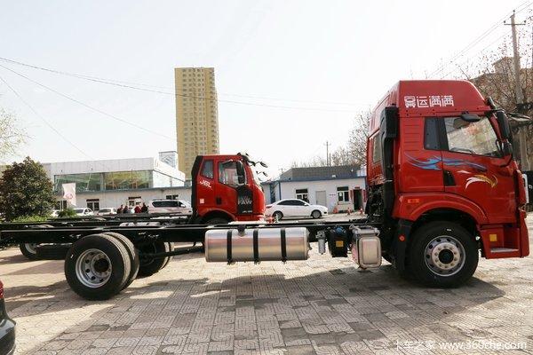 优惠2万青岛解放龙VH2.0载货车促销中