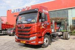 青岛解放 龙VH 运满满定义车 240马力 4X2 6.65米厢式载货车(CA5189CCYPK2L2E5A80) 卡车图片