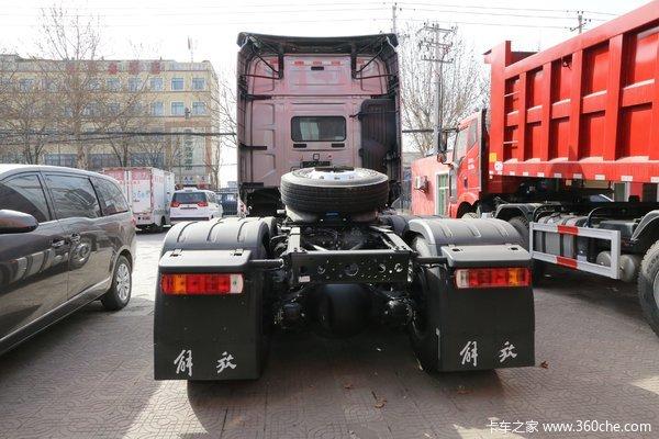 优惠0.5万广州一汽解放J7牵引车促销中