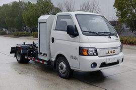 江淮 帥鈴i3 4.5T 純電動車廂可卸式垃圾車62.05kWh