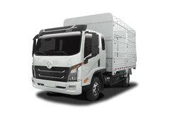 大运 祥龙 156马力 4.12米单排仓栅式轻卡(宽体)(CGC5042CCYHDE33E) 卡车图片