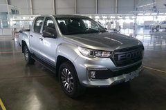 福田 拓陆者驭途9 2020款 豪华型 2.0T柴油 163马力 两驱 长轴双排皮卡(国六) 卡车图片