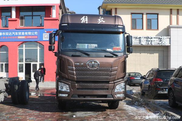 优惠0.3万葫芦岛解放JH6载货车促销中