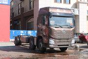 青岛解放 JH6重卡 290马力 6X2 9.5米仓栅式载货车(CA5250CCYP26K1L7T3E5A80)
