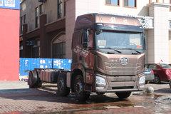 青岛解放 JH6重卡 290马力 6X2 9.5米仓栅式载货车(CA5250CCYP26K1L7T3E5A80) 卡车图片