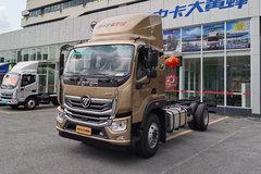 福田 奥铃大黄蜂 185马力 5.75米排半仓栅式载货车(BJ5186CCY-A1) 卡车图片