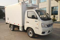 福田 祥菱M1 100P 2.82米纯电动冷藏车(象牌)(SXC5030XLCBEV)37.248kWh