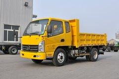 凯马 GK6福来卡 130马力 3.4米排半自卸车(KMC3041GC280DP5)