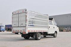 凯马 锐航X1 1.5L 113马力 2.92米双排仓栅式小卡(国六)(KMC5031CCYQ318S6) 卡车图片