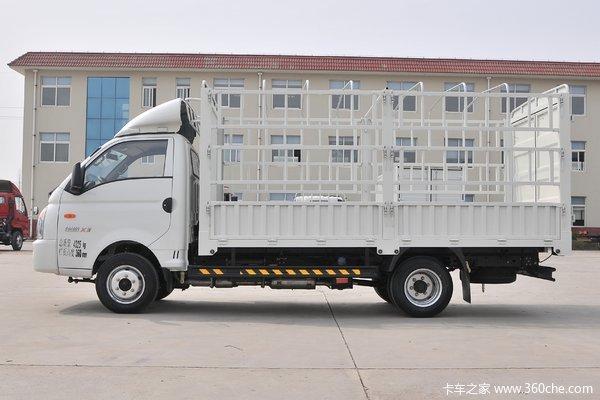 回馈客户凯马锐航载货车仅售5.21万元