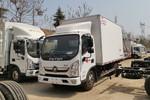 福田 奥铃速运 131马力 4X2 4.085米冷藏车(BJ5048XLC-FH)图片