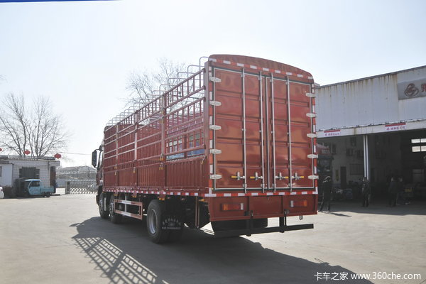 回馈客户呼市乘龙H5载货车仅售16.50万