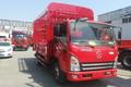 大运 新奥普力 170马力 4X2 4.18米单排仓栅式轻卡(国六)(CGC5042CCYHDF33F)图片