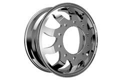 戴卡宏鑫 22.5x8.25 重卡锻造铝轮辋(编号:T605208526A)
