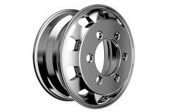 戴卡宏鑫 17.5x6.75 轿运车锻造轮圈(编号:T066642226B)