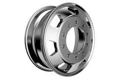 戴卡宏鑫 22.5x8.25 挂车锻造铝合金轮毂(编号:T063208526B)