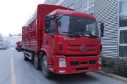 三环十通 昊龙 重卡 220马力 6X2 8.7米仓栅式载货车(STQ5251CCYD5)