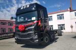 江淮 格尔发A5W重卡 2020款 270马力 6X2 7.8米栏板载货车(HFC1251P2K2D46S3V)图片