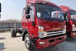 江淮 帅铃Q8 154马力 4X2 5.2米冷藏车(HFC5120XLCP91K1C6V)