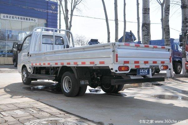 优惠0.2万苏州飞碟缔途DX载货车促销中