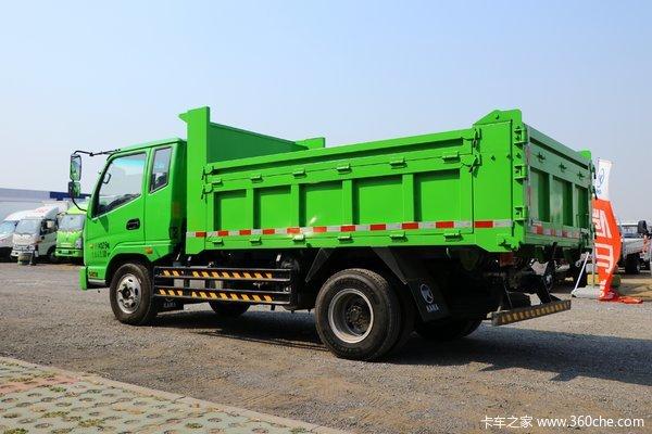 凯马 GK8福运来 130马力 3.5米自卸车(国六)(KMC3042GC326DP6)
