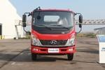 现代商用车 泓图300 140马力 4X2 4.05米冷藏车(CHM5040XLCZDC33T)图片