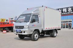 福田 驭菱VQ1 1.5L 116马力 汽油 3.05米单排厢式微卡(国六)(BJ5030XXY5JV3-51) 卡车图片
