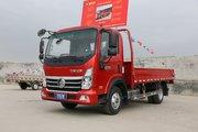 中国重汽成都商用车(原重汽王牌) 瑞狮 130马力 4.15米单排栏板轻卡(CDW1040HA2Q5)