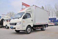 福田 时代K2 88马力 3.67米单排栏板轻卡(BJ1046V9JB5-K4) 卡车图片