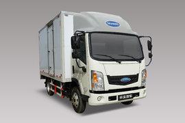 南京金龙 K15 4.5T 纯电动厢式运输车(高3.1米)100kWh