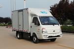 凯马 锐航 3.5T 3.6米单排纯电动厢式载货车(KMC5033XXYBEVB318X1)58.91kWh