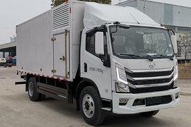 上汽跃进 FH500-42 12T级 4.5米氢气燃料电池厢式运输车续驶400km
