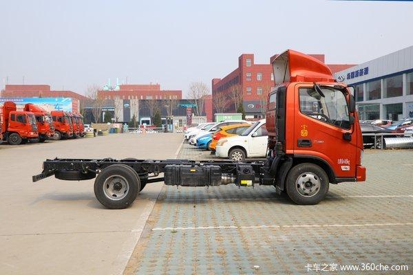 大汽贸卡车市场回馈客户欧马可S1载货车