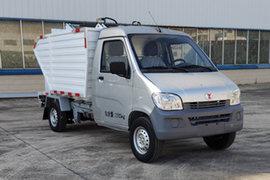 延龍汽車 2.5T 單排純電動自裝卸式垃圾車41.11kWh