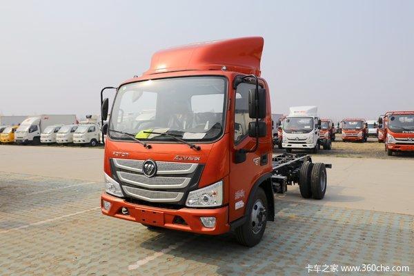 优惠1万海南福田欧马可S1载货车促销中
