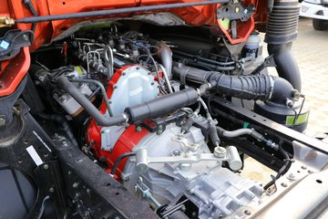 福田 欧马可S1系 131马力 4.17米单排仓栅式轻卡(国六)(BJ5048CCY-F3)图片