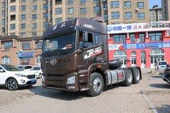 青岛解放 JH6重卡 卓越版 460马力 6X4 AMT自动挡牵引车(CA4250P26K2T1E5A80) 卡车图片