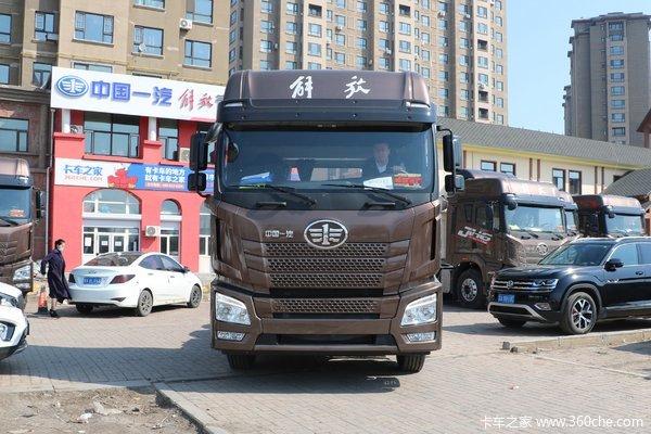 商丘吉亿青岛解放JH6牵引车四月促销开启