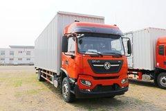 东风商用车 天锦KR 230马力 4X2 8米厢式载货车(国六)(高顶)(DFH5180XXYE8) 卡车图片