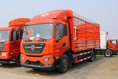 东风商用车 天锦KR 220马力 4X2 6.75米排半仓栅式载货车(DFH5180CCYEX3)